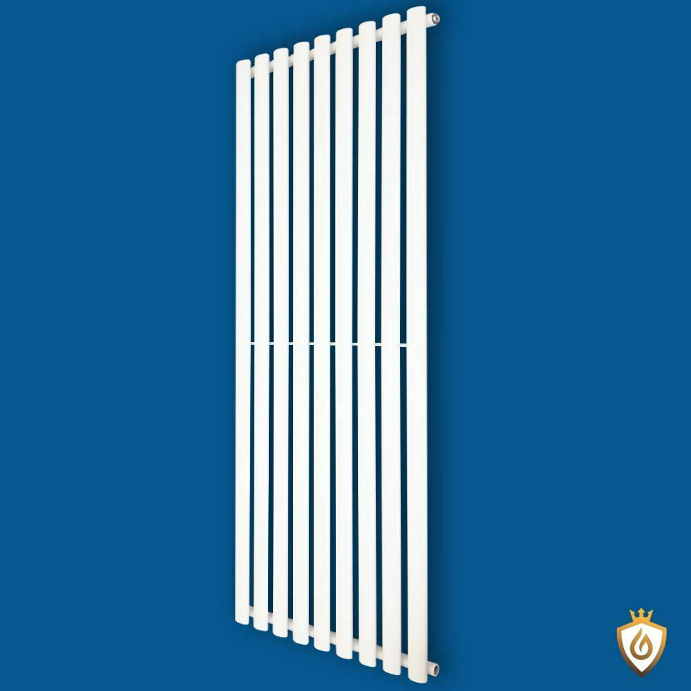630mm x 1800mm 1800mm 1800mm  Queen  Weiß Oval Tube Designer Grünical Radiator 5008 BTUs b2e865