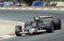 Mario Andretti JPS Lotus 79 Winner Spanish Grand Prix 1978 Photograph 3