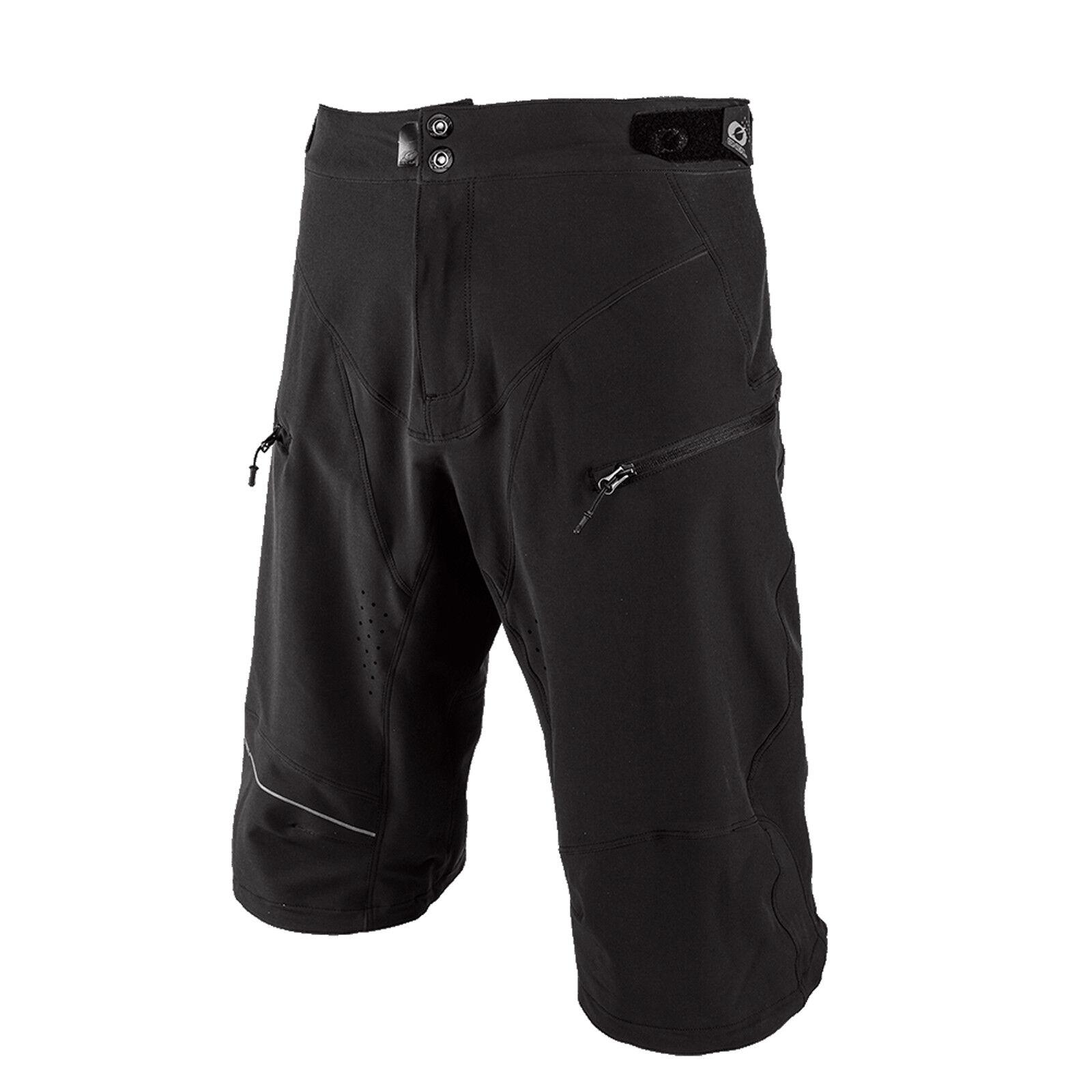 O 'neal rockstacker bicicleta short pantalón corto negro 2019 oneal