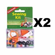 Coghlan/'s Sewing Kit 26-Piece Emergency Clothing Repair Kit for Camping 3-Pack