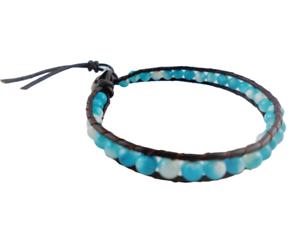 Bracelet-cordon-cuir-et-perle-en-pierre-naturelle-jade-bleu-et-blanc