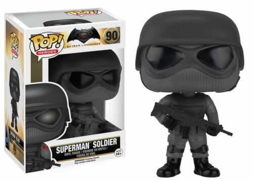 Soldier Batman vs Superman POP! Heroes #90 Vinyl Figur Funko