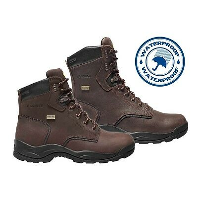 LaCrosse Quad Comfort Oil & Slip Resistant Waterproof Boots