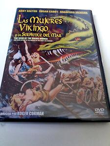 DVD-034-LAS-MUJERES-VIKINGO-Y-LA-SERPIENTE-DEL-MAR-034-COMO-NUEVO-ROGER-CORMAN-ABBY-DA