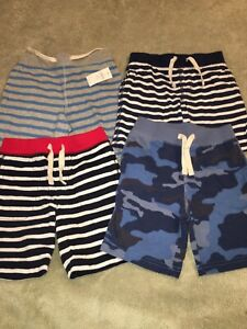 Baby-Gap-Kids-034-Playtime-Favorites-034-Pull-On-Shorts-Lot-size-3T-NWT-amp-Pre-Owned