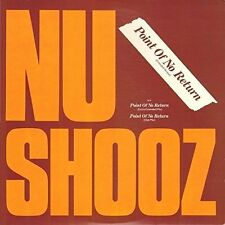 "NU Shooz Point of No Return (1986) [MAXI 12""]"