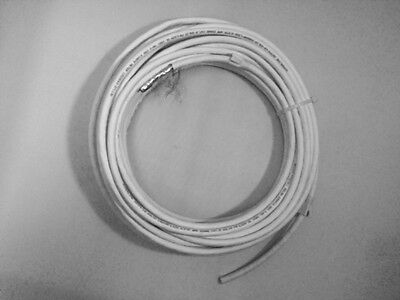 50 FT CAT8 CAT-8 SHIELDED COPPER CABLE 10GB 10 GIGABIT ETHERNET ALSO FOR VIDEO