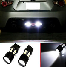 LED for Lexus GX 470 White LED T20 7440 7441 7443 7444 Projector Reverse Lights