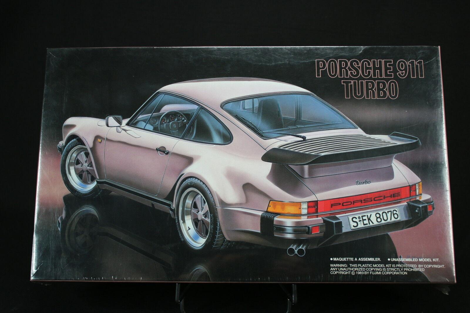 XA052 FUJIMI 1 24 maquette voiture 12005 - 1000 5 Porsche 911 turbo