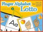 Finger Alphabet LOTTO 9781930820616 by Stan Collins Games