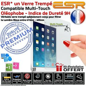 Verre-Trempe-iPad-AIR-A1566-Vitre-Ecran-Film-Protection-Rayures-Chocs-Impact-9H