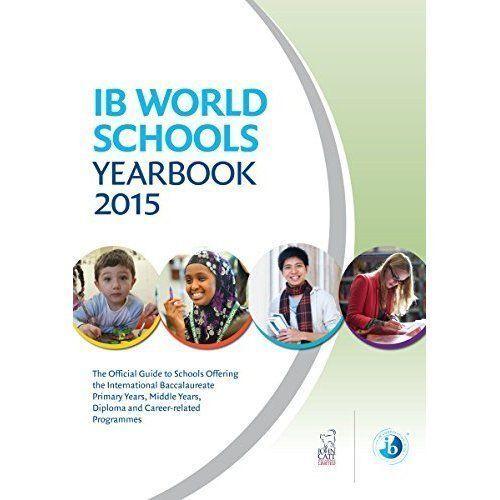 1 of 1 - IB World Schools Yearbook 2015-ExLibrary