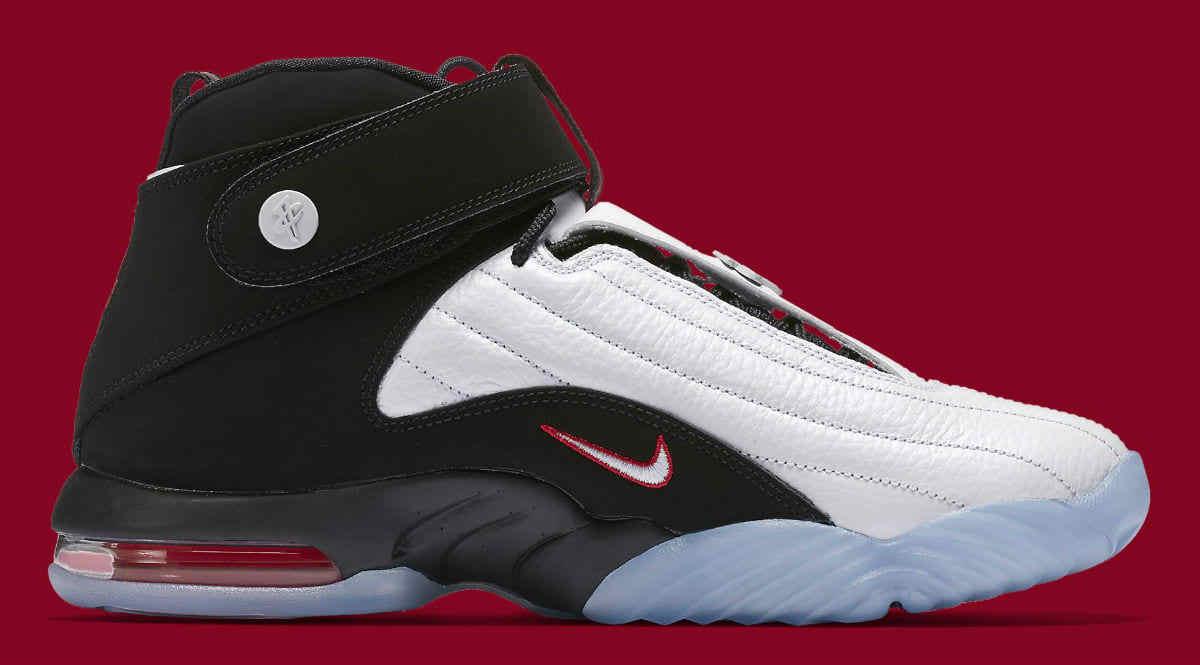 Nike Air Penny Penny Air 4 IV blanco negro rojo comodo baratos zapatos de mujer zapatos de mujer 2a8462