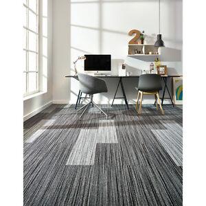 xl teppichfliesen teppichfliese teppichboden teppichplatten teppich ohne kleben ebay. Black Bedroom Furniture Sets. Home Design Ideas