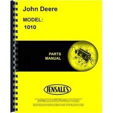 John Deere 1010 Crawler Parts Manual Catalog Gas Amp Diesel