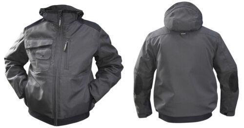 DASSY Austin Canvas Winterjacke Winter Jacke Arbeitsjacke Workwear Herrenjacke
