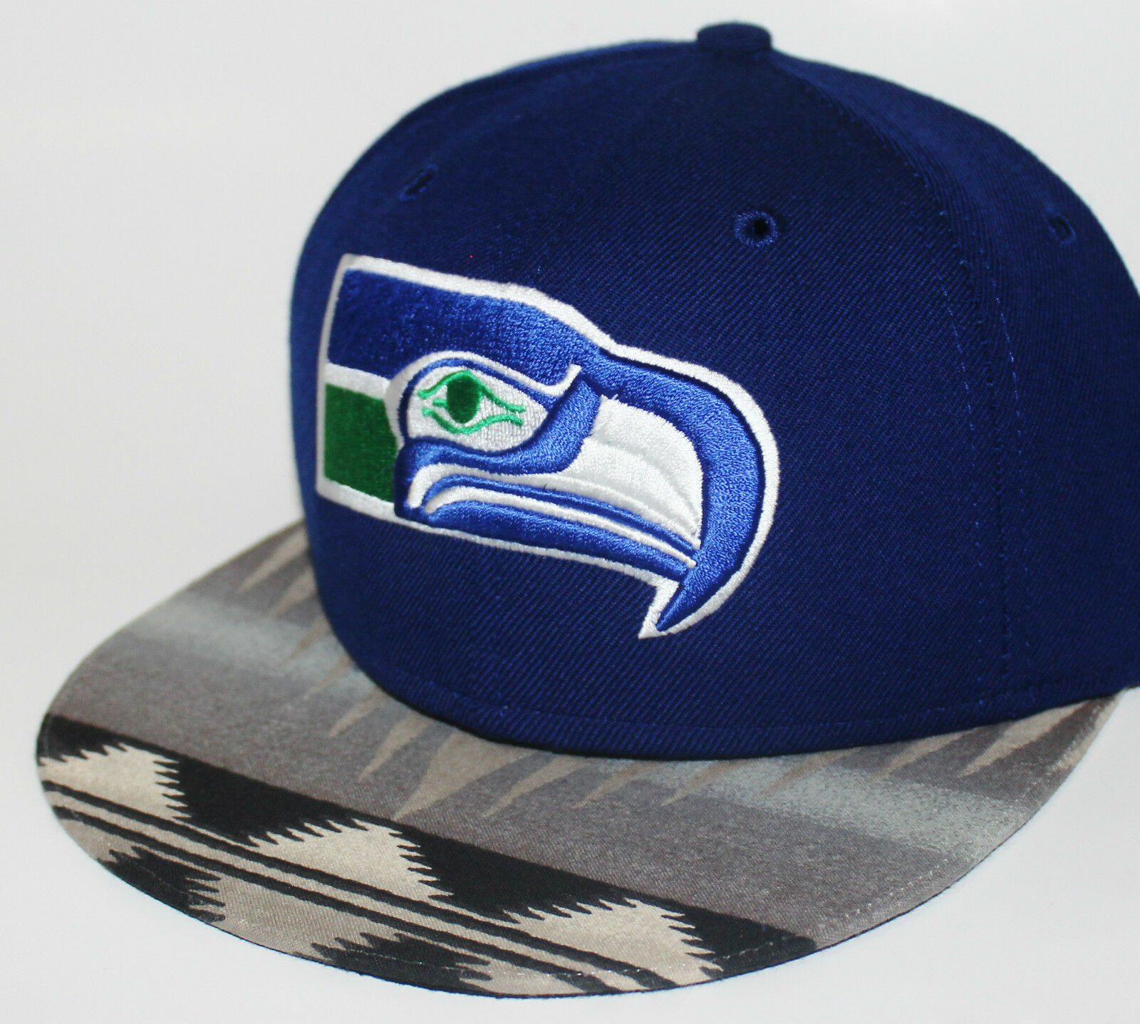 PICK1 Seattle Seahawks Native / Galaxy / Weed Bri… - image 11