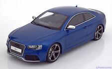 1:18 GT Spirit Audi RS5 Coupe bluemetallic ltd. 504 pcs.