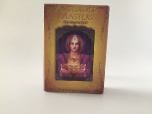Ascended-Masters-Oracle-Cards-by-Virtue-PhD-Doreen-Cards-Book-Pre-Loved