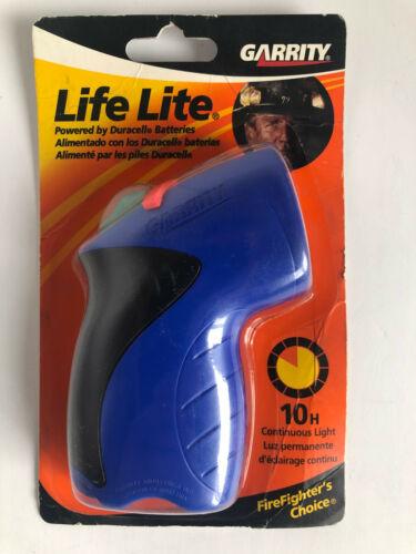 Sealed Blue Garrity 65-015 Life Lite Blue Flashlight