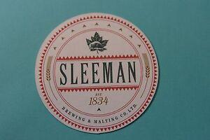 Bière Dessous De Verre ~^~ Sleeman Brewing & Malterie Co~ Guelph, Ontario ~^~ Gsozoufb-07214406-364570063
