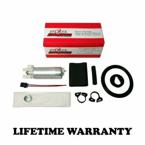 NEW PREMIUM HIGH PERFORMANCE FUEL PUMP WITH INSTALLATION KIT /& STRAINER GA3902