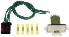 fits Chrysler, Dodge Heater Blower Motor Resistor Kit Dorman 973-426