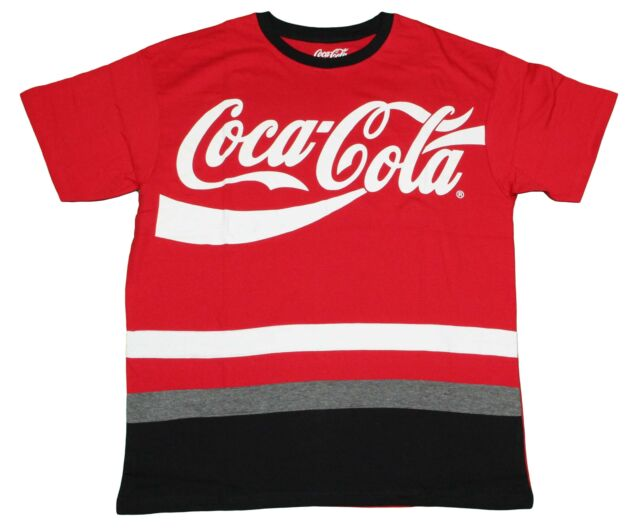 Coca-Cola Black Tee T-shirt Size 2XL 2X-Large Things Go Better with Coke