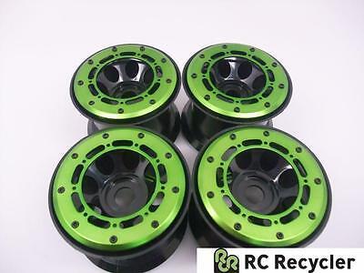 "Exceed RC MaxStone 3.8"" 40 Series Beadlock Wheels 1/5 Super Rock Crawler"