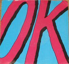 "Okay, Education, VG/EX 7"" Single 0703"