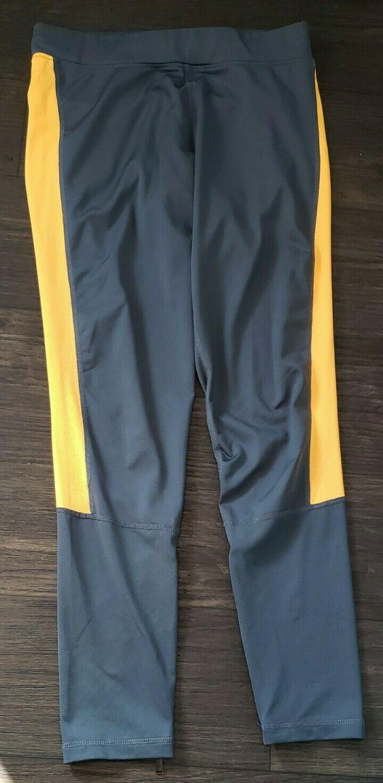 Reebok Women's Running Pants Athletic Leggings, Sz M, Grey