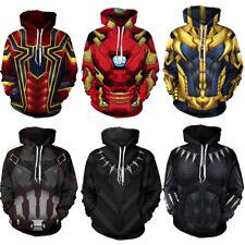Fashion Women//Men Avengers:Infinity War 3D Print Casual Hoodie Sweatshirt K301