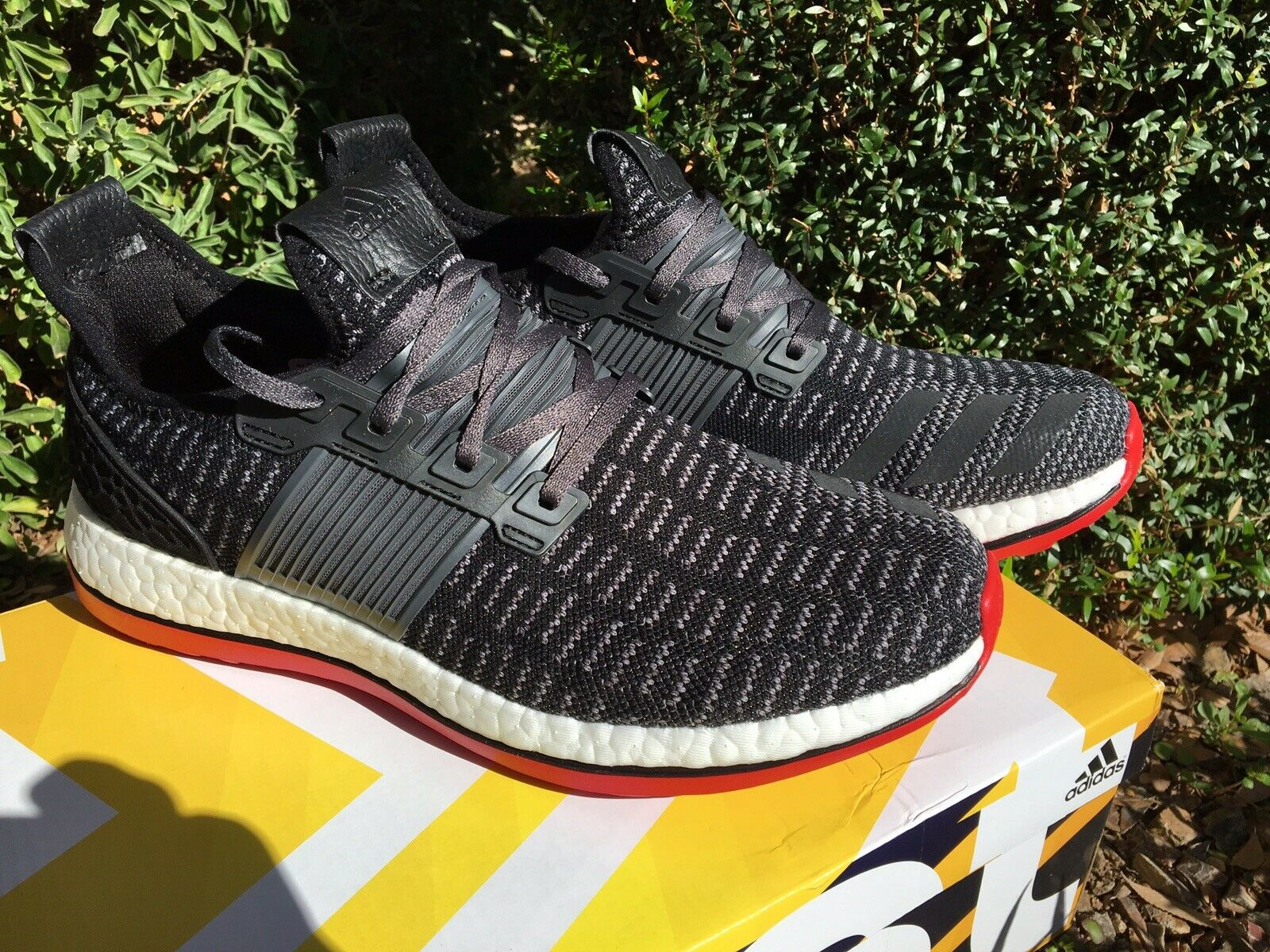 NEW Adidas Pureboost ZG Prime AQ6761 Men's Running Size 9.5