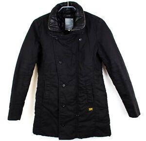 G-STAR RAW Women Jacket New Minor Trench Wmn Coat Size M FZ303   eBay 114434cbf088