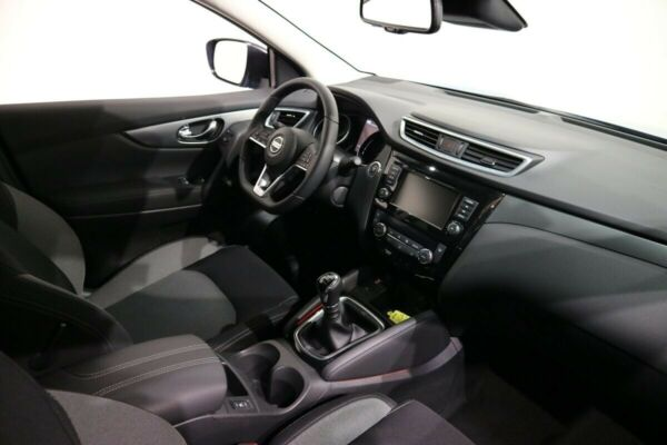 Nissan Qashqai 1,3 Dig-T 140 N-Connecta billede 5