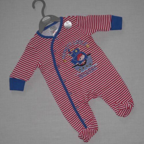 NEU Baby Jungen Baumwolle Strampler Gr.50 56 62 68  Englandmode