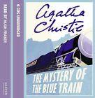 The Mystery of the Blue Train: Complete & Unabridged by Agatha Christie (CD-Audio, 2005)
