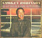 Time Flies When You're Having Fun [Digipak] by Smokey Robinson (CD, Aug-2009, Robso Records)