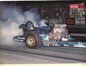 Details about 1969 Great Magazine Pic of Larry Dixon's Fireside Inn Top  Fuel Dragster