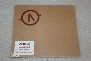Archive-Unrestricted-CD-NEW-SEALED