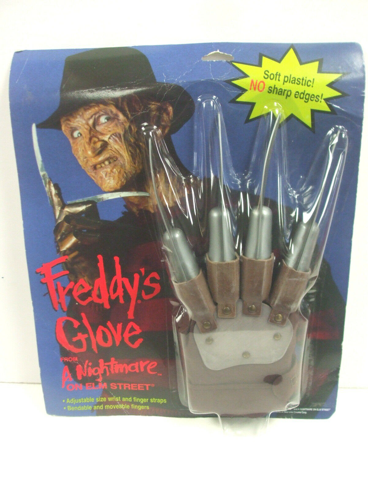 Nightmare on Elm Street FROTDY'S GLOVE FROTdy Krueger Accessory - Paper Magic 97