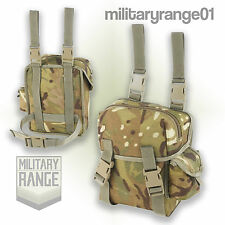 Marauder British Army Ammo Dump Pouch - DropLeg - Military MTP Multicam -UK Made
