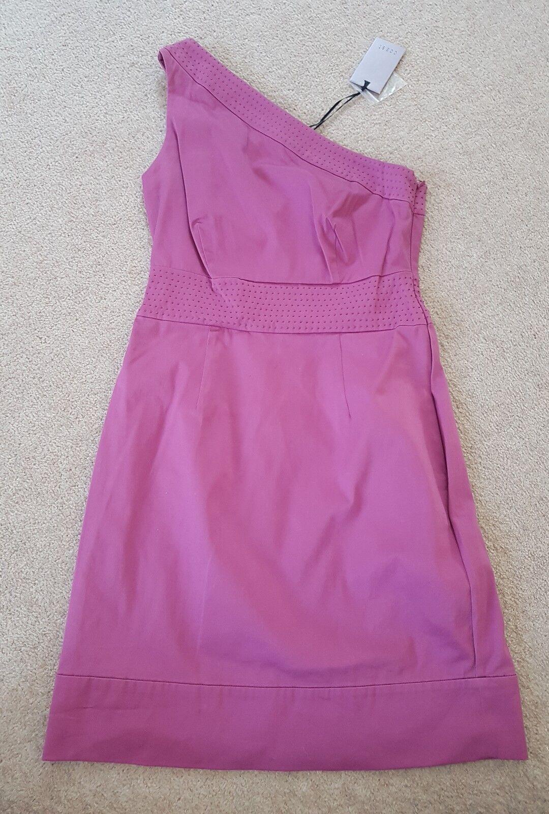 5495d5b798b Coast One Pink Dress Shoulder nascps21298-Dresses - www ...