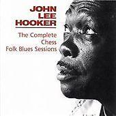 1 of 1 - Complete Chess Folk, John Lee Hooker, Very Good