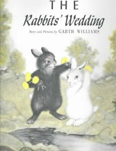 Rabbit-039-s-Wedding-Hardcover-by-Williams-Garth-Brand-New-Free-P-amp-P-in-the-UK