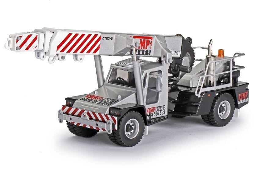 1 50 Terex AT -20 Franna Crane - Komp Cranes