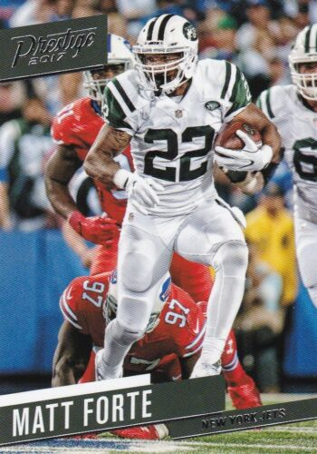 #35 matt forte 2017 Panini Prestige Football Walker