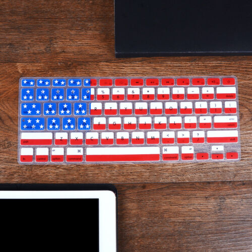 American flag keyboard cover Skin for 13//15//17pro 13retina 13air EP