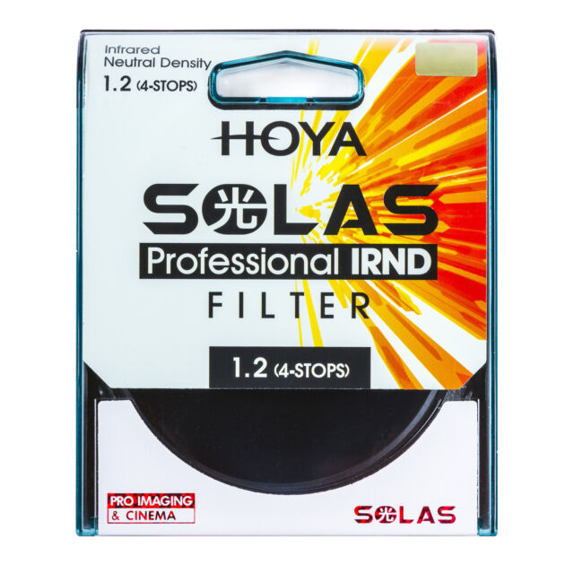 Hoya 58mm PROND 16 Neutral Density 4 Stop 1.2 ND Filter