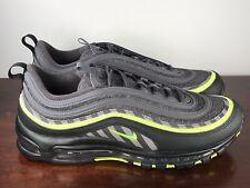 Nike Air Max 97 Size 7 Thunder Grey Lime Blast Black for